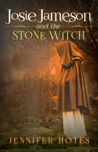 Josie Jameson and the Stone Witch Cover