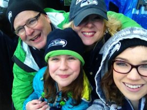 We were there to witness the NFC Championship in person